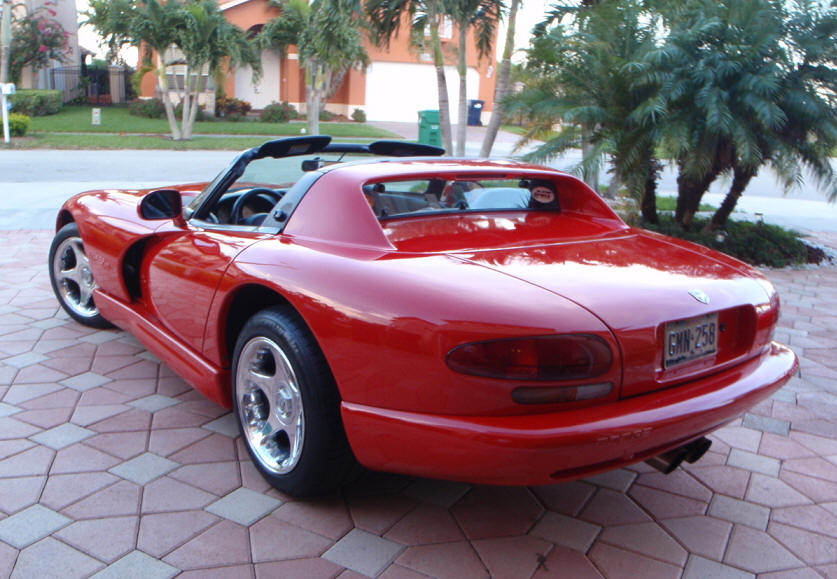 Dodge Viper For Sale >> 1998 dodge VIPER RT/10
