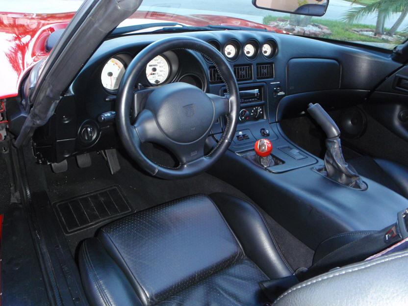 1998 Dodge Viper Rt 10