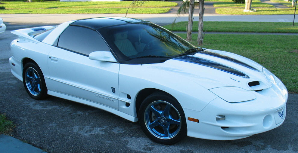 Th anniversery trans am automotive news