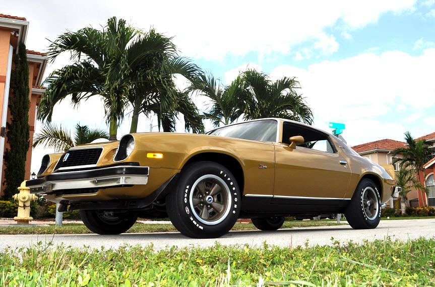1974 Camaro Z28