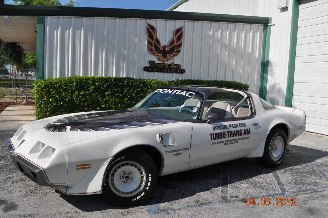 Specialized In Pontiac Trans Am
