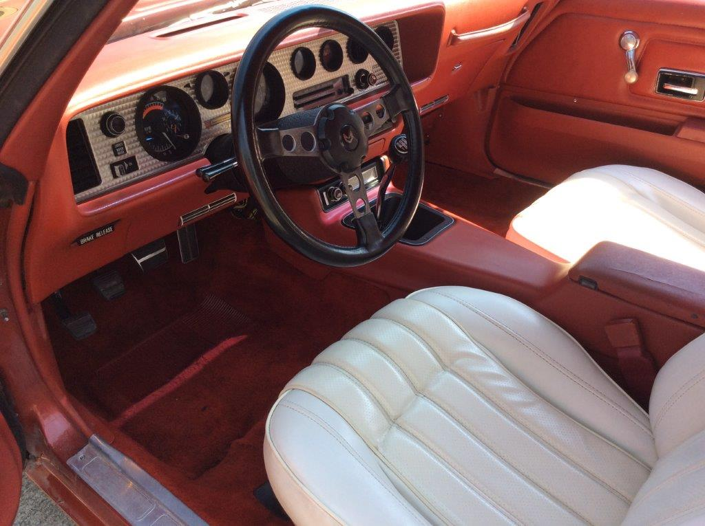 HOME TRANS AM FOR SALE RESTOR