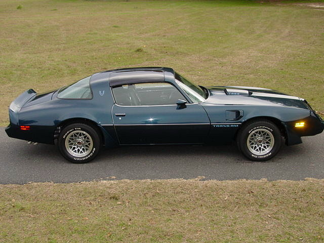 1979 Pontiac Trans Am Show Car