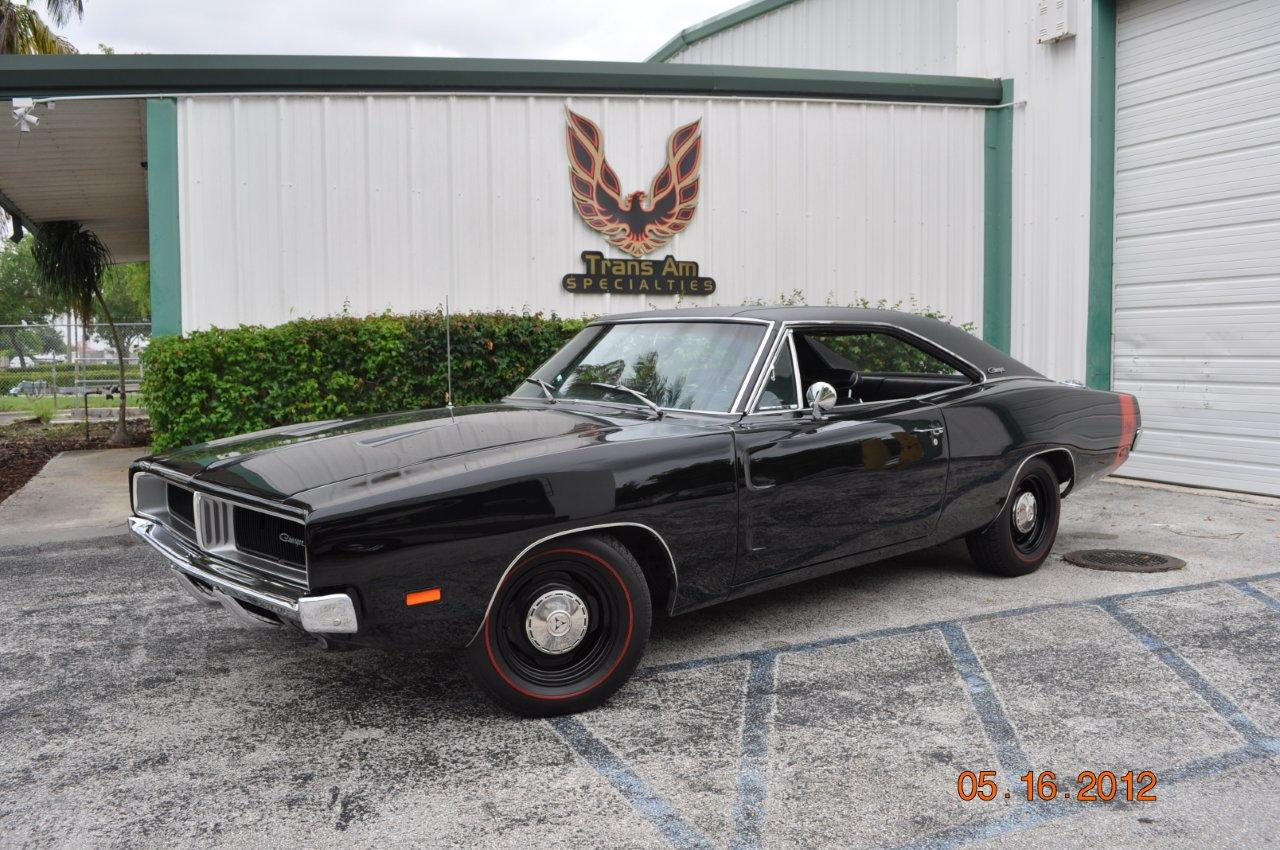 1969 Charger Special Edition