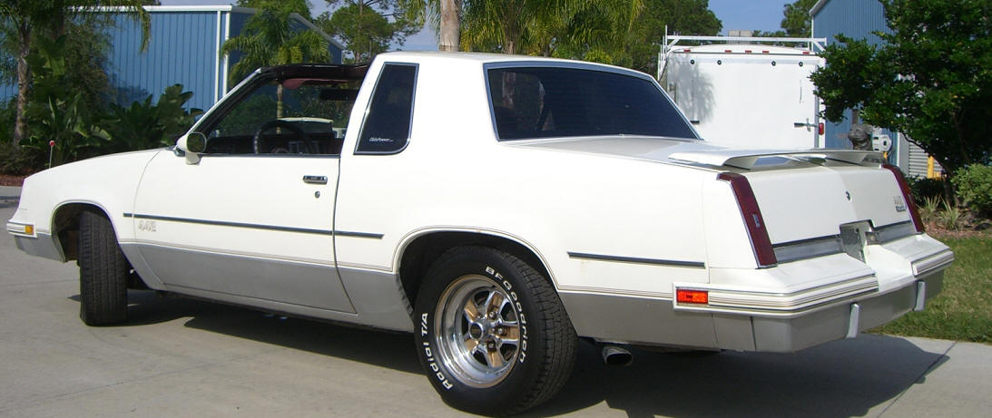 Olds 442 1986